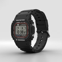 casio g-shock dw-5000 model