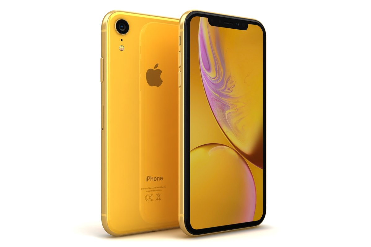 df47ee9fdc2 iPhone XR Yellow