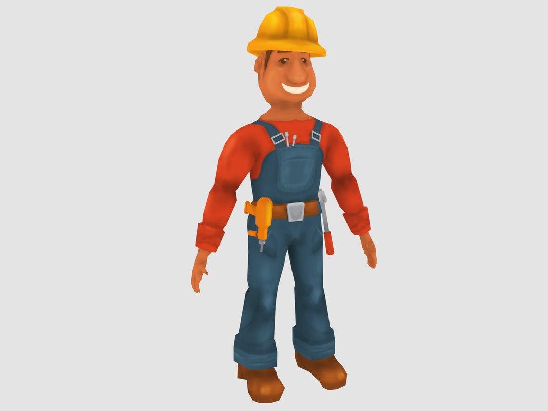 3D cartoon tools