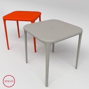 magis air table 3D