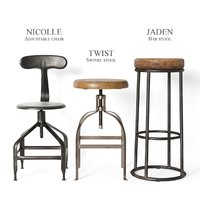 Industrial stools and chairs part2