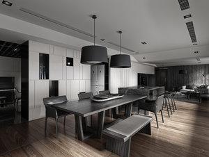 interior cgi 3D