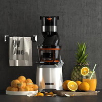 juicer kenwood 3D model