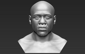 floyd mayweather bust ready 3D