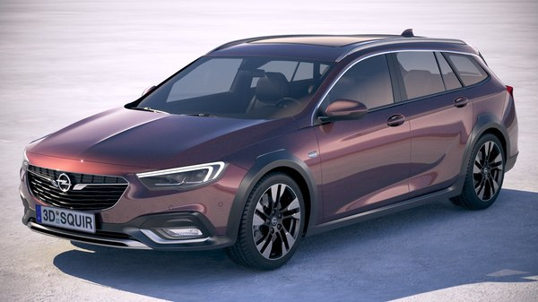 opel insignia country model