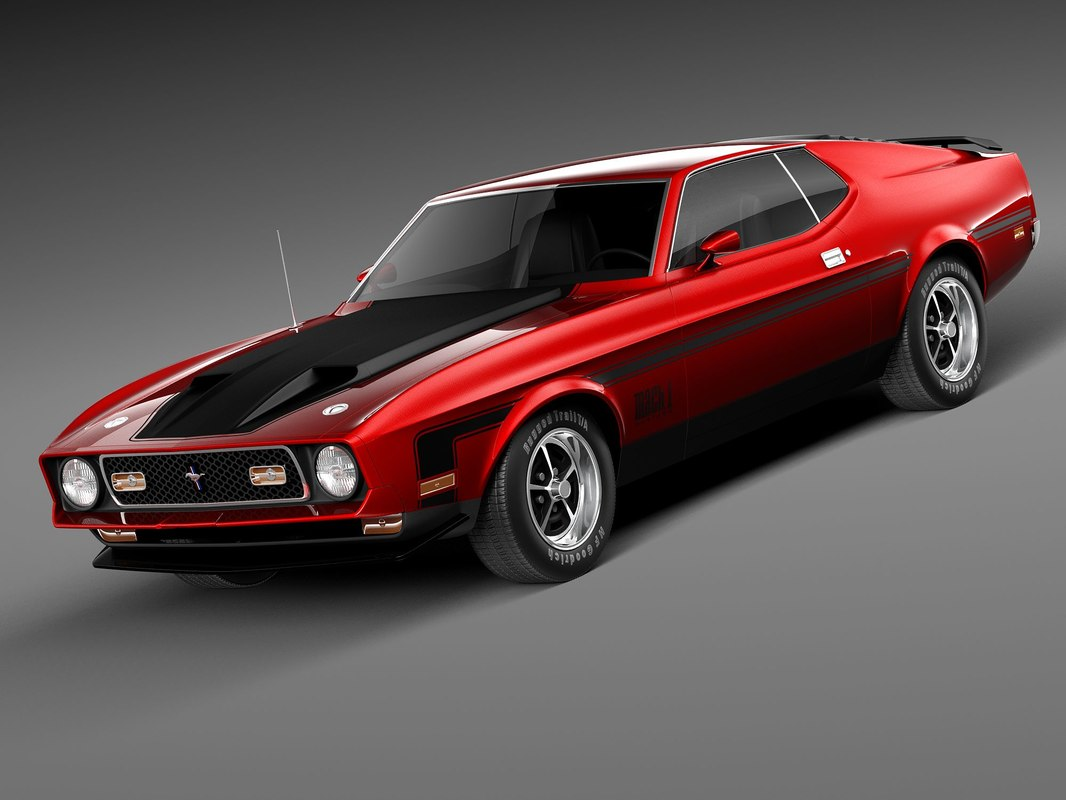 Max Mustang Mach 1 1971 Ford For Sale