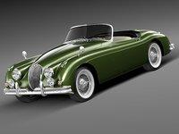 Jaguar XK150 roadster 1957-1961
