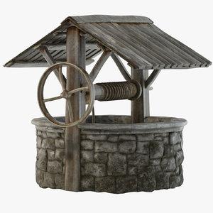 3D model architecture structure