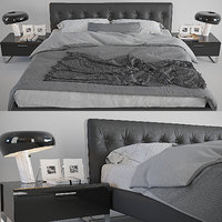 3D alivar blade b bed model