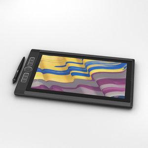 wacom mobilestudio mobile 3D