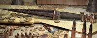 old dagger 3D