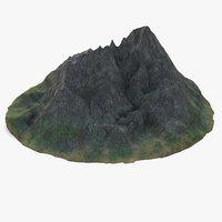 3D mountain v3
