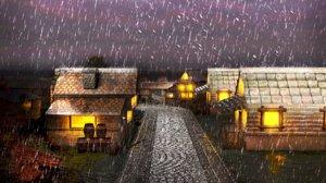 medieval town house set 3D model