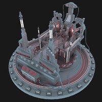 3D island general model