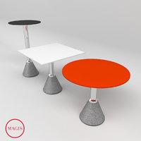 Bistro set tables