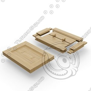 joinery structures model