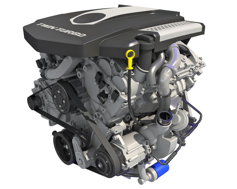v6 engine model