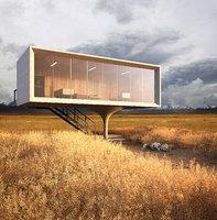 observation house 3D