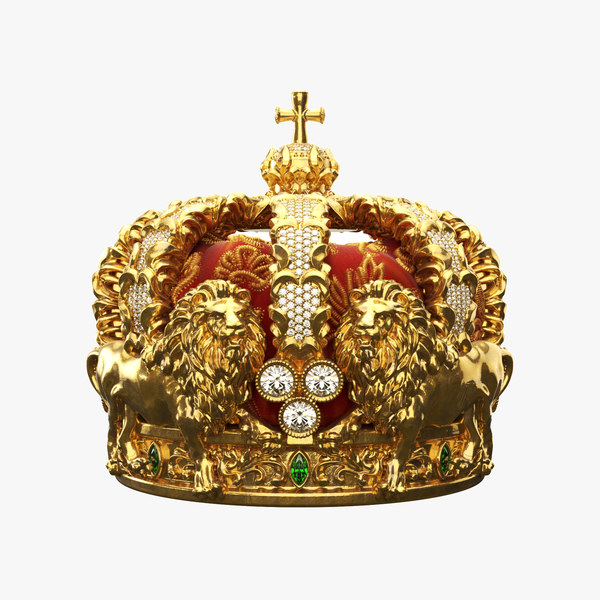 crown royal 3D model