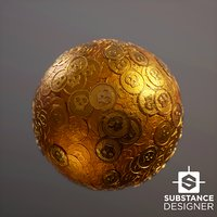 Cartton Treasure Coins