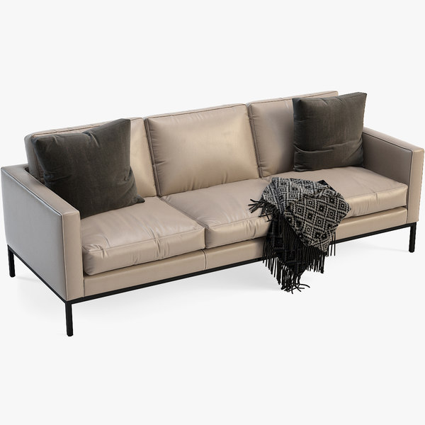 3D florence knoll relax model