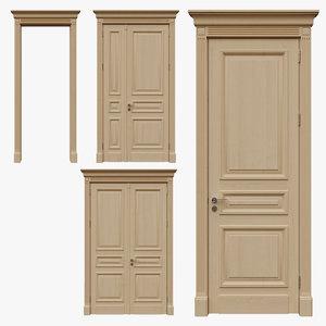 classic door model