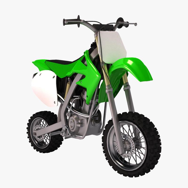 motocross bike model
