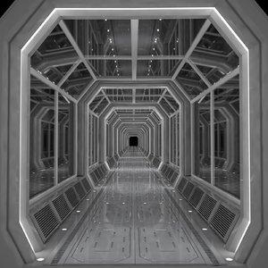 3D modular corridor