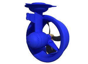 voith radial propeller model