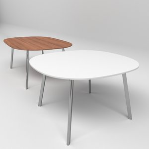 deja vu table magis 3D model