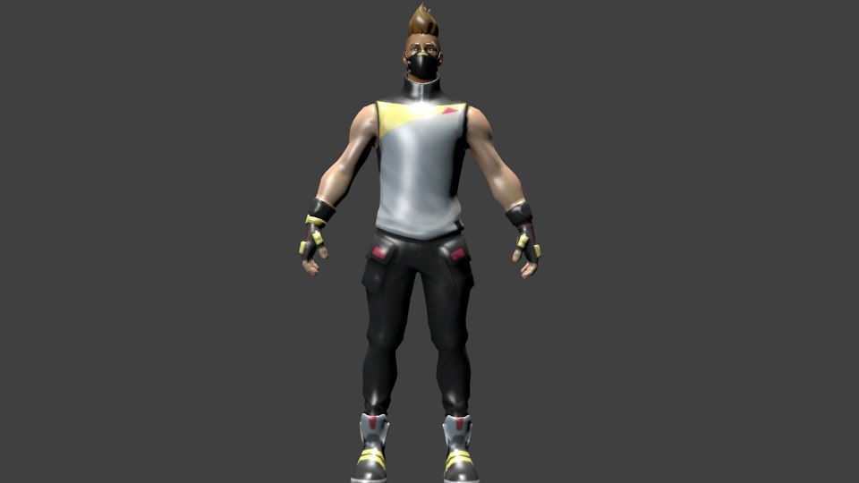 Fortnite 3d Models