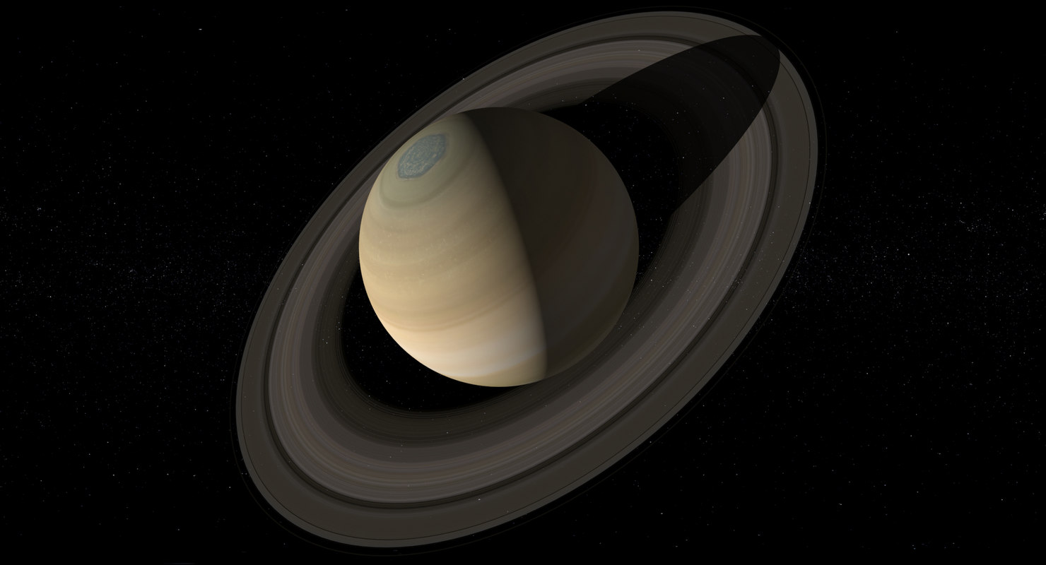 planet saturn information - HD1480×800