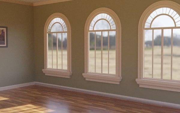 window 20 3D model