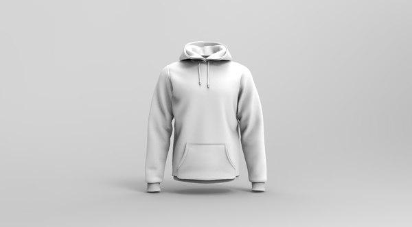 3D men hoodie designed marvelous model