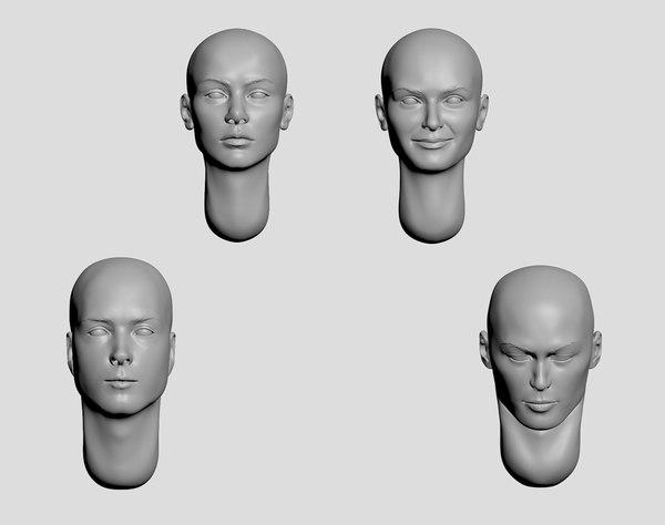 heads model
