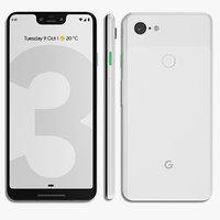 google pixel 3 3D