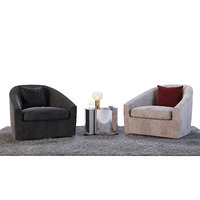 armchairs quinn 3D model