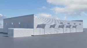 building office v5 3D model