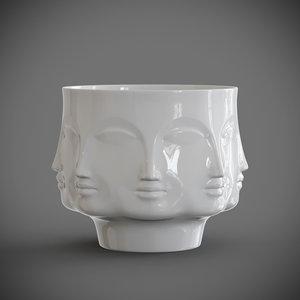 3D dora maar bowl