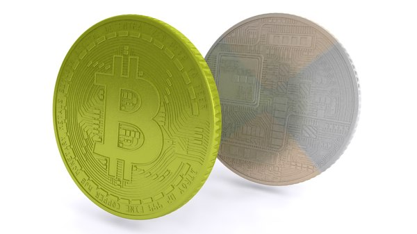 bitcoin modelling details 3D model
