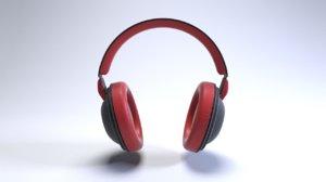 headphones games unreal 3D model