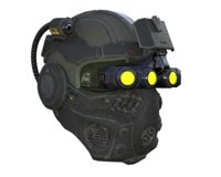 Tactical assault night vision