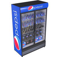 fridge beverage pepsi 3D model