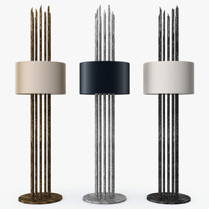 lamp flynn - 3D model