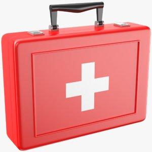 real medical kit model
