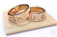 3D fashion jewelry women diamonds