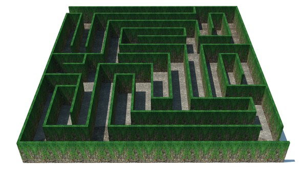 - walls 3D model