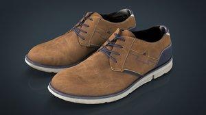 3D realistics sneakers 13
