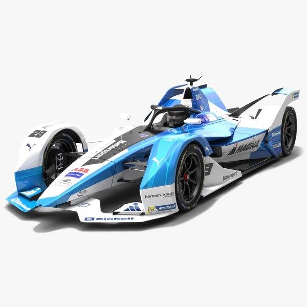 3D gen2 andretti motorsport formula