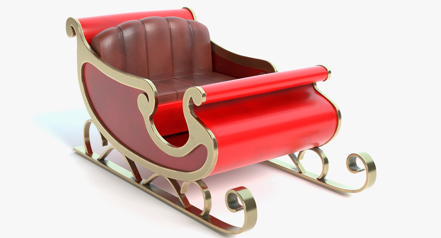sleigh s 3D